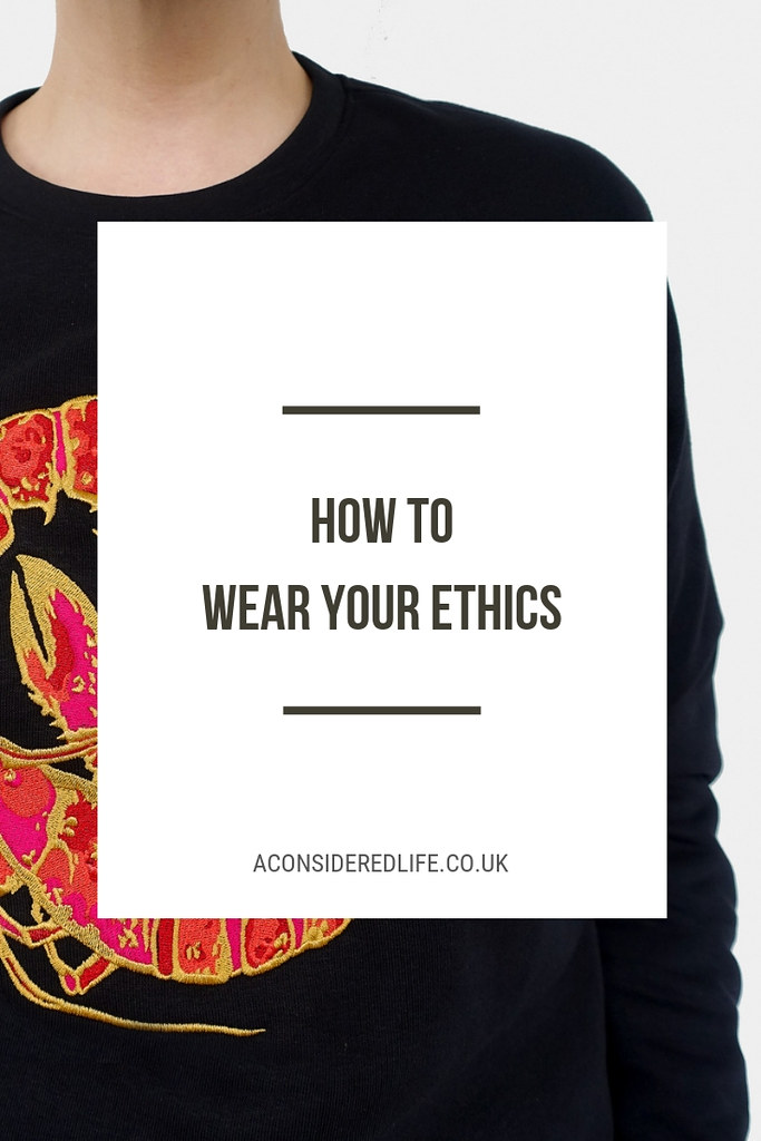 Wearing Your Ethics With Gung Ho