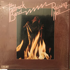 THE FATBACK BAND:RAISING HELL(JACKET A)
