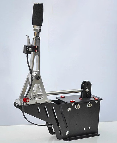 Simworx Supercar Billet Sequential Shifter