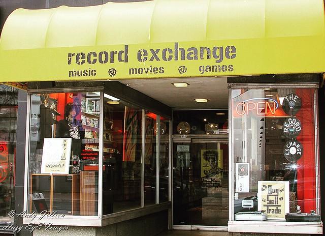Record Exchange 16