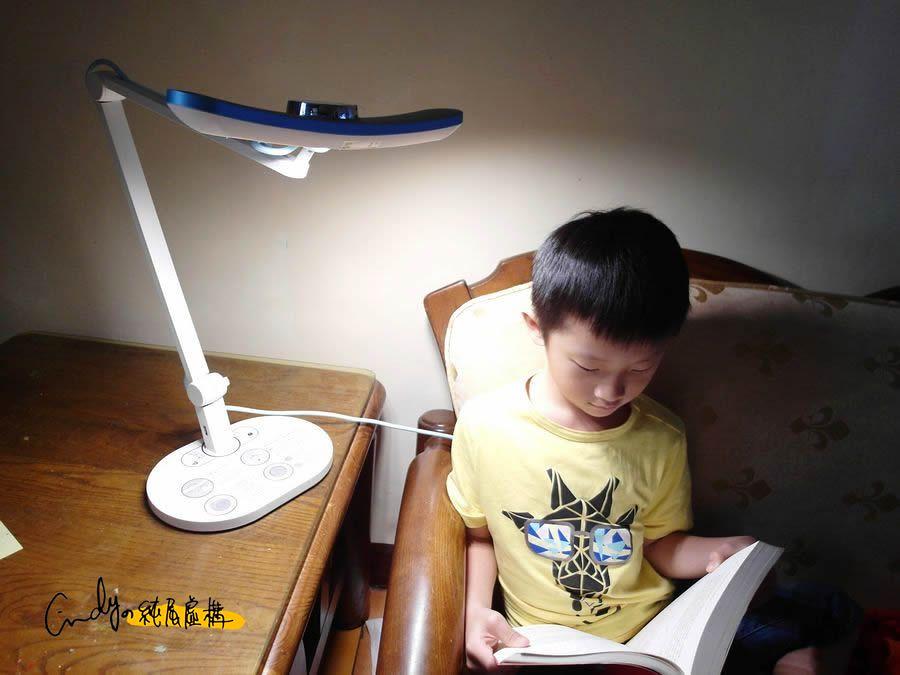 WiT MindDuo 親子共讀檯燈