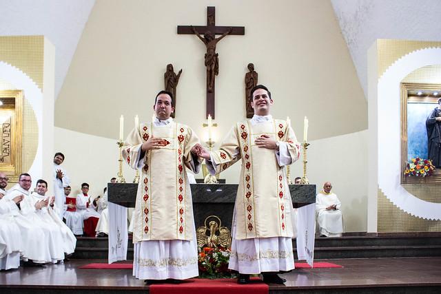 Ordenação Diaconal - Ordem dos Teatinos