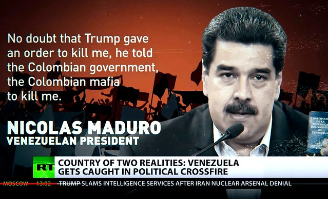 Will Griffin: Updates on Venezuela + Nicolas Maduro: Let Us Not Allow Another Vietnam War In My Homeland + US Recipe to Overthrowing Governments
