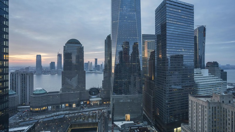 WTC Sunset TL 020219 UHD with music