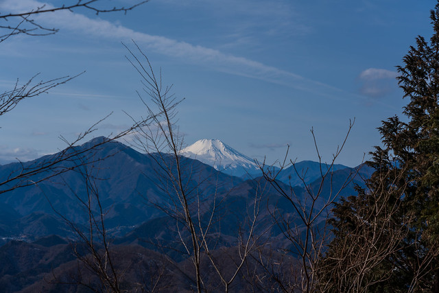 富士山@石老山