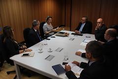 06.02.2018 Reunião com o ministro da Educação, Ricardo Vélez