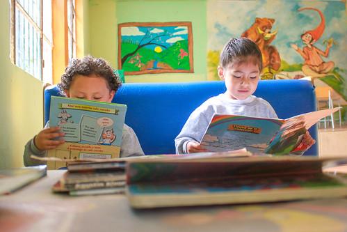 Vuelve la alegría - Reapertura de la Escuela Gonzalo Abad Grijalva en Río Verde