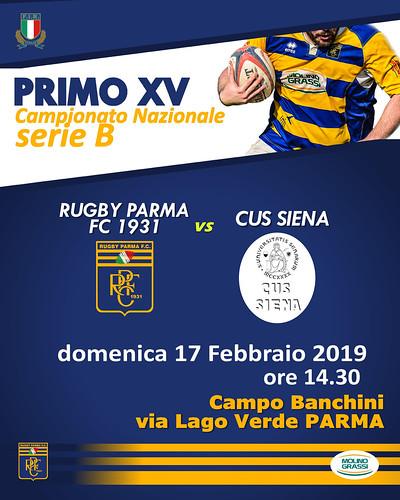 RPFC vs Siena 17.02.19