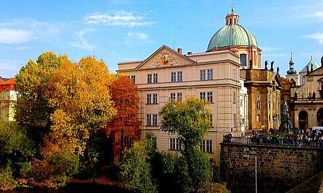 Praga otoñal