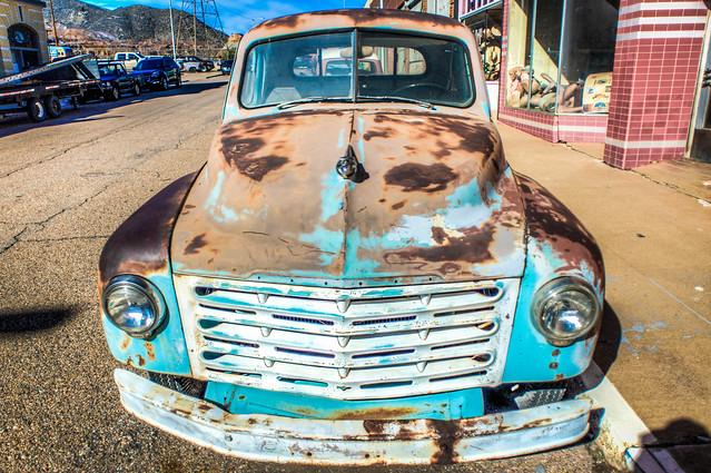 Old Rustbucket