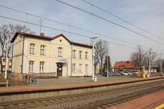 Dopiewo train station