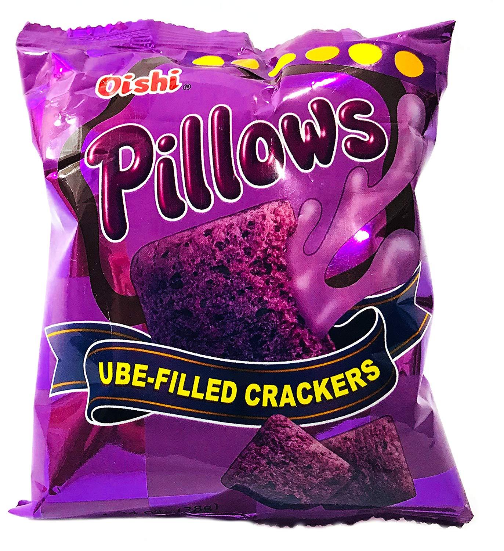 Oishi Pillows枕頭餅乾