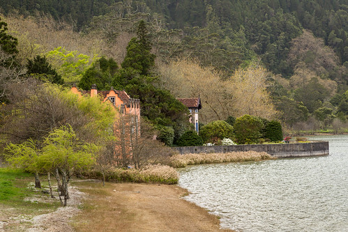 On Lagoa das Furnas