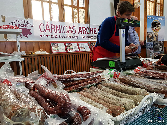 En Covaleda se elige el Mejor Chorizo del Mundo  (13)