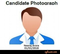 JEE Main 2020 Photo Specification