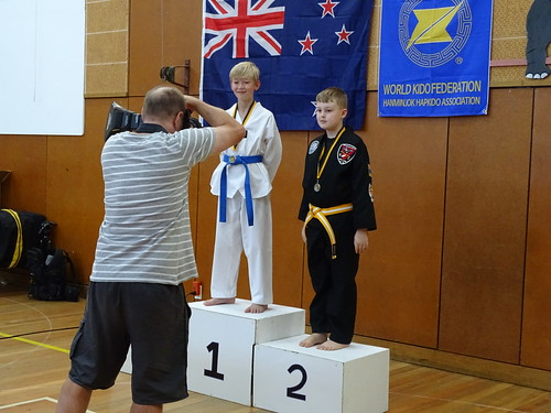 Podium for Self Defence