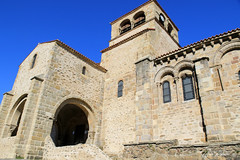 43 Auzon - Eglise St-Laurent XII XV