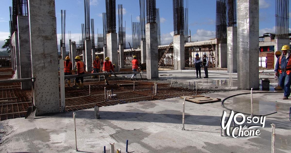 Construcción del mercado alcanza el 30% de avance
