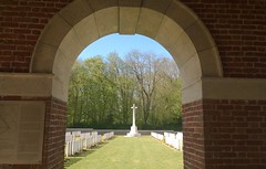 zf. france, tilloy british cemetery. cbr1 - Photo of Pelves