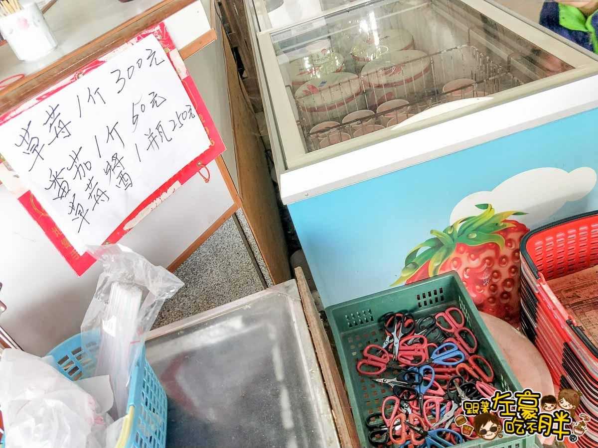 大岡山觀光草莓園-18