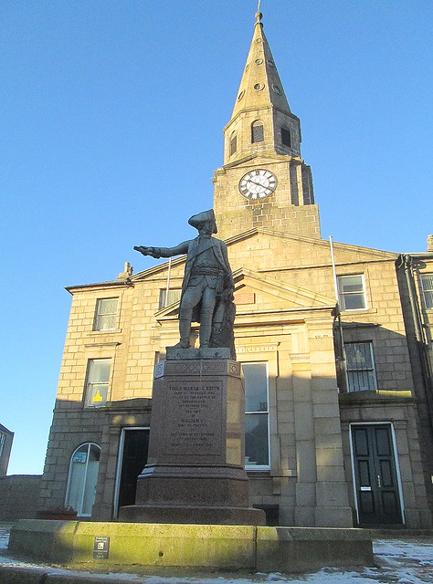 Field Marshal Keith Monument, Peterhead