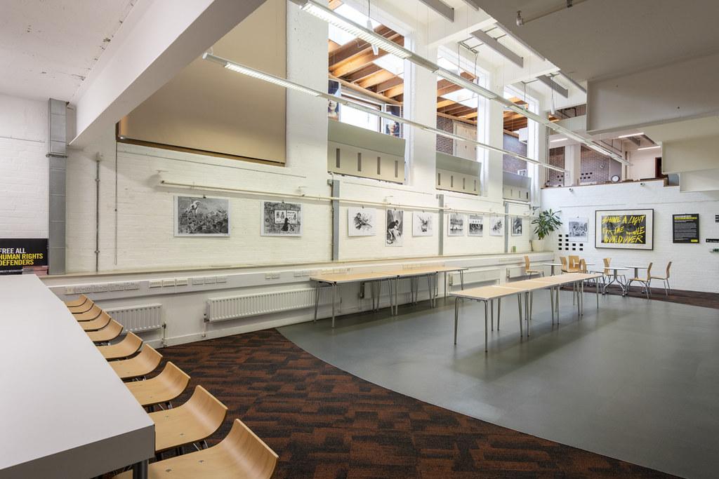 Amnesty UK Atrium