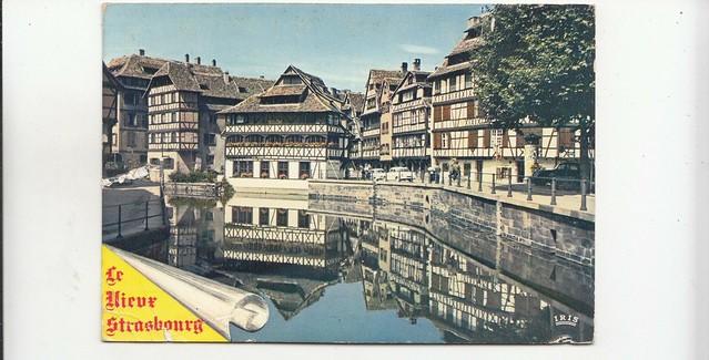 strasbourg maison des tanneurs datant de1651
