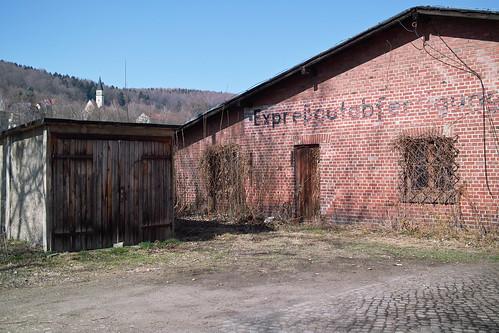 Aue - Bahnhof