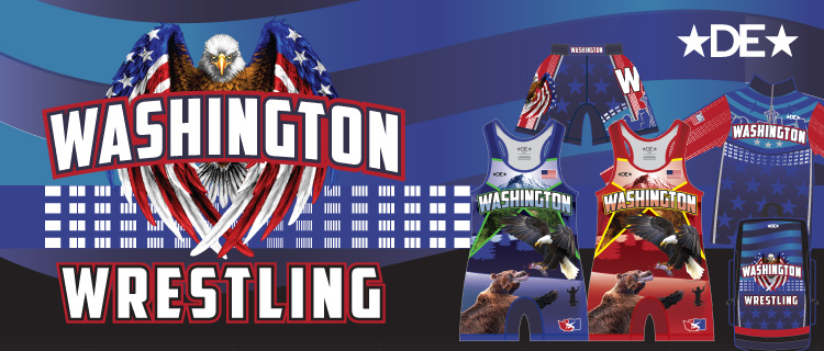 Team Washington Wrestling Gear