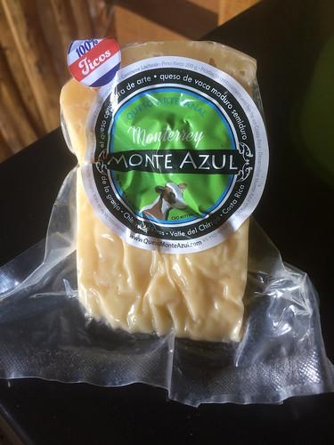 Monte Azul Monterrey cheese