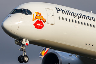 Philippine Airlines  A350-941