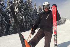 Otestuj a kup si lyže!