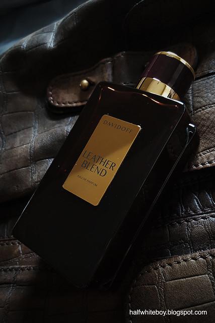 halfwhiteboy - Davidoff Leather Blend EDP