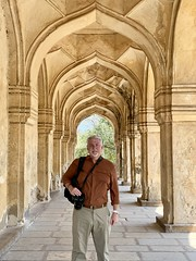 Touring the tombs of the Qutb Shah dynasty