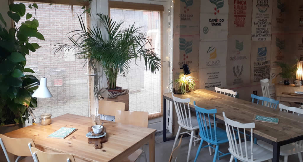 Koffie drinken in Breda: Sowieso (bij De Barones) | Mooistestedentrips.nl