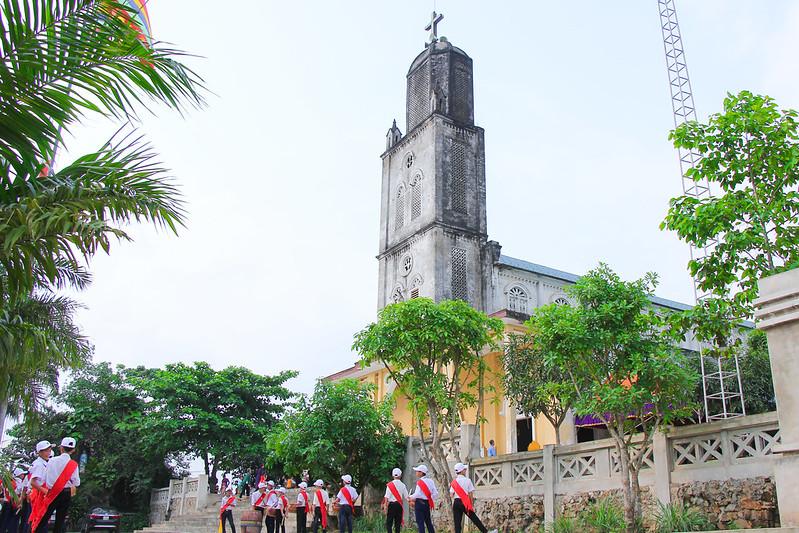Giáo xứ Tân Thành