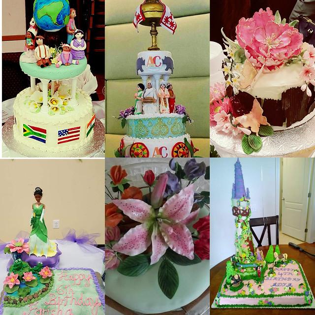 Cakes by Farzana Rahman of Haldi, Cakes & Food