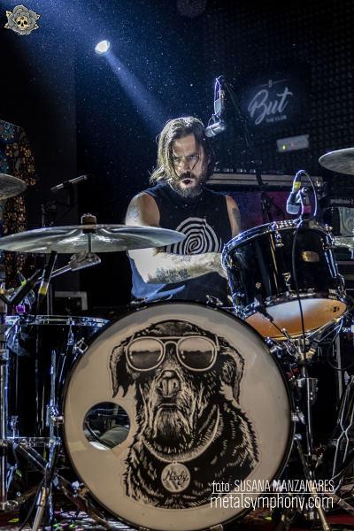 Expectación en la noche americana del Rock en Madrid