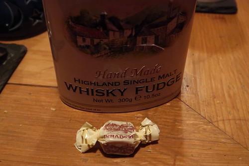 Edradour Malt Whisky Fudge