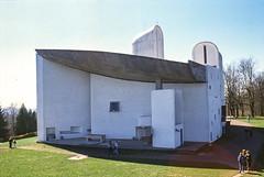 La chapelle Notre-Dame-du-Haut, Ronchamp
