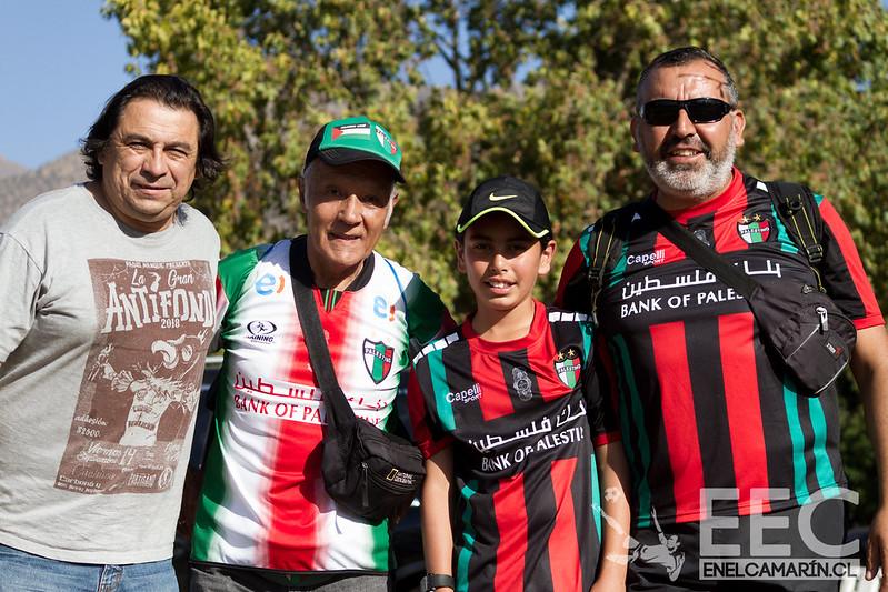 Palestino 0- Inter Porto Alegre 1