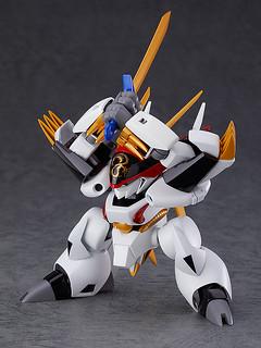 力量全開!變身,龍王丸!!PLAMAX MS-05 《魔神英雄傳》龍王丸 組裝模型