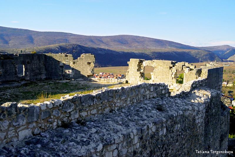 Часть Верхнего города в Стоце