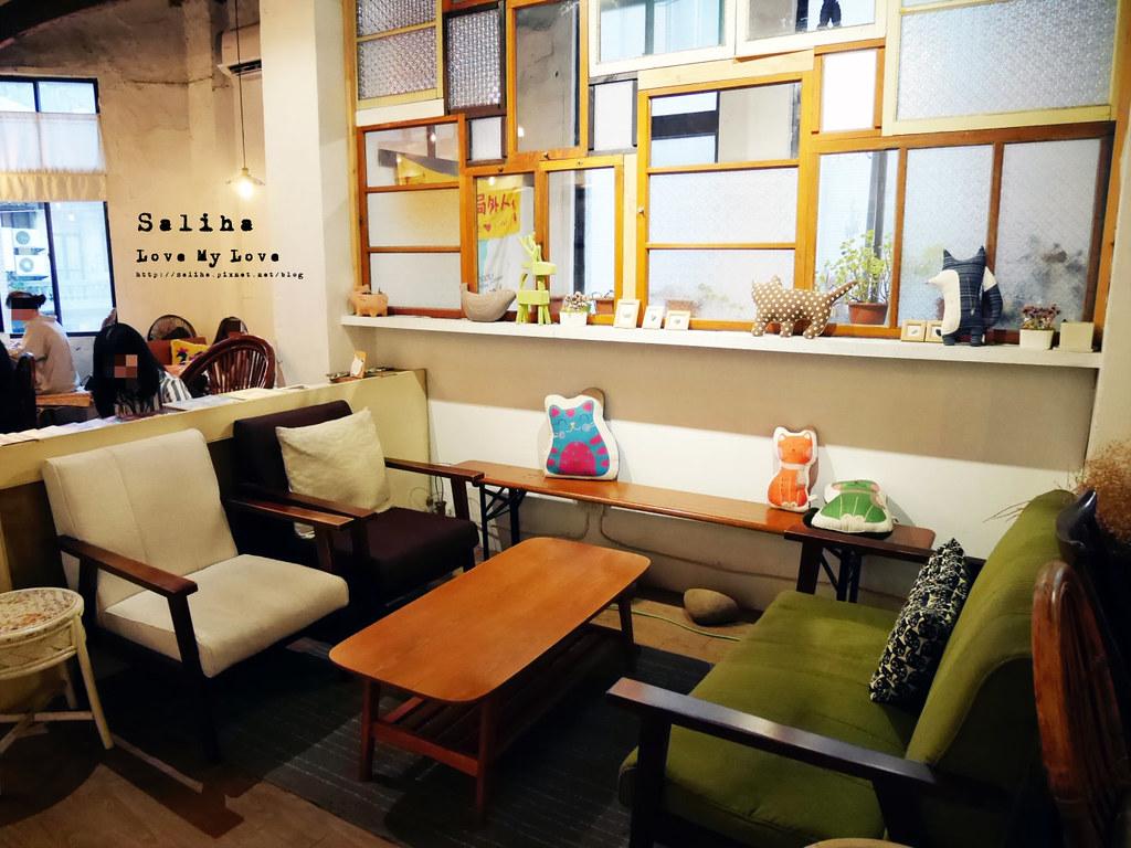 台北中山站附近文青風咖啡廳下午茶推薦角公園咖啡館 (3)
