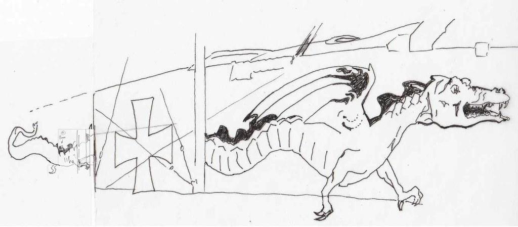 1/48 Albatros C. III   Crocodile et Dragon - Page 2 45700751704_3cf15aaa4b_b