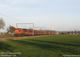 DBS 6518 @ Destelbergen