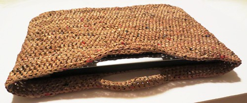 Plarn Laptop Computer Sleeve