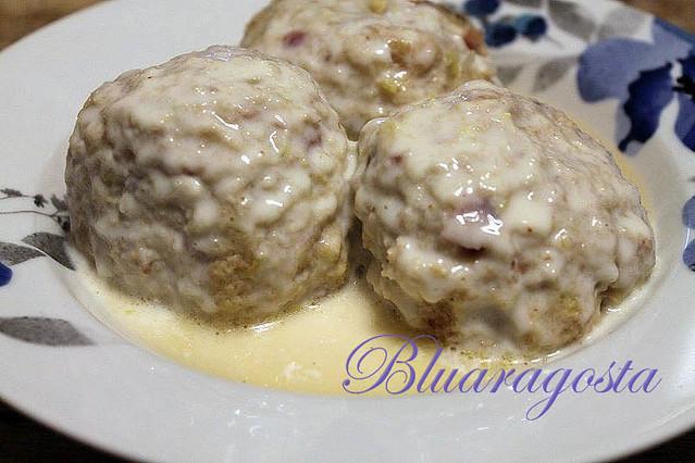 04-canederli speck verza fontina con crema di parmigiano