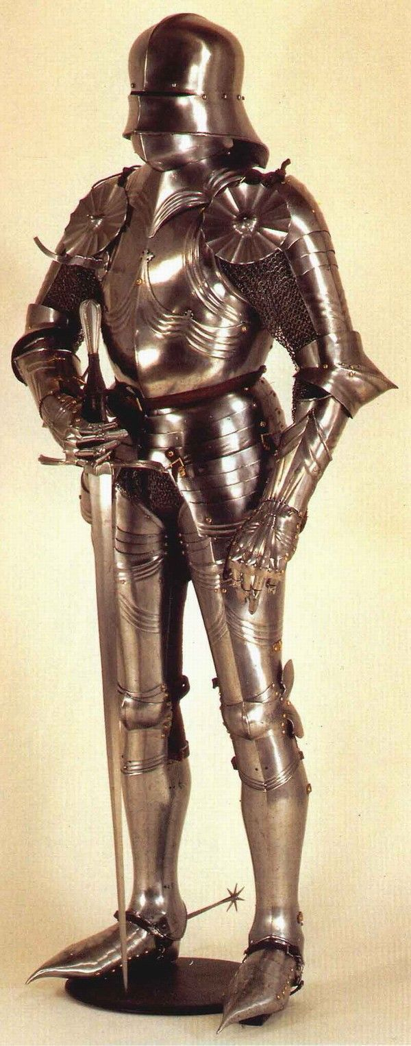 COOMODEL 1/6 Empire Series - (New Lightweight Metal) Milanese Knight 46280164244_7bf9cb31e4_o
