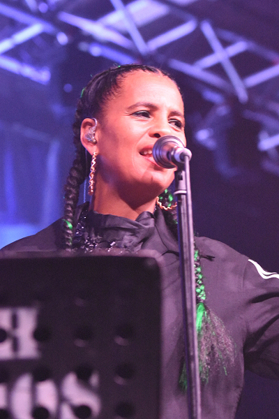 Neneh Cherry + Greentea Peng